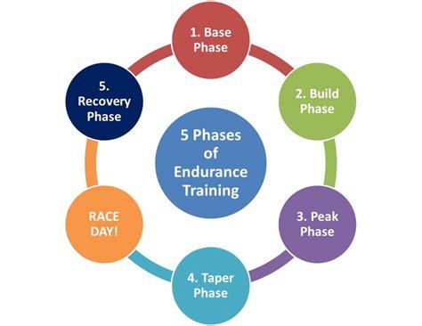 phases  endurance training runladylike