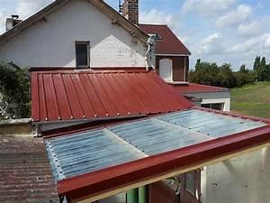 Tole Pour Toiture : pose de bac acier pour toiture qf45 montrealeast ~ Premium-room.com Idées de Décoration