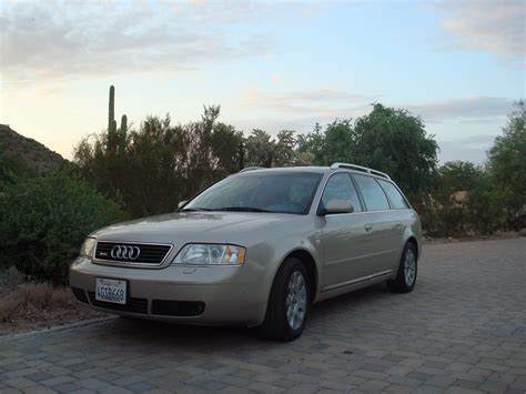 Audi A6 Modification by Mfiscarcrazy 1999 Audi A6 Specs Photos Modification Info