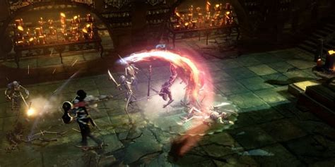 dungeon siege 3 trailer dungeon siege iii gets teaser trailer gameplay screens