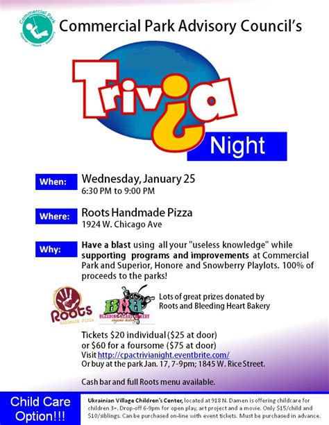 trivia night flyer templates quiz night poster template free polaris world and beyond