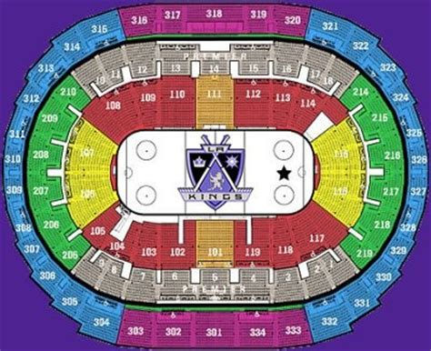 staples center clippers seating chart cliparts