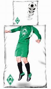 Werder Bremen Bettwäsche : werder bremen bettw sche spieler 135x200cm ~ A.2002-acura-tl-radio.info Haus und Dekorationen