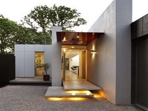 one modern house plans small modern one house plans