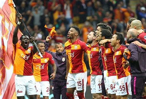 galatasaray clinch st league title  final day