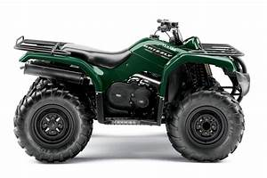 Yamaha Grizzly 350 4x4 Irs Specs - 2010  2011