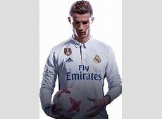 Cristiano Ronaldo FIFA 18 Cover Star football render