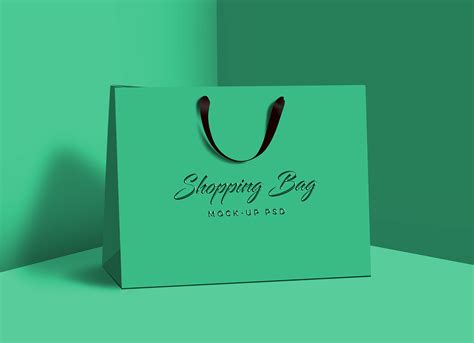 We have an unbelievable collection of free customizable psd mockups at unblast. Free Photorealistic Shopping Bag Mockup PSD - Good Mockups