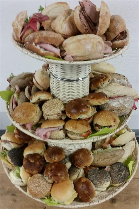 lunch mini 5 belegde mini broodjes p p hard en zacht