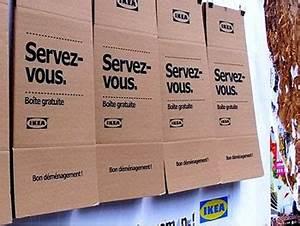 Carton Demenagement Ikea : trouver des cartons de d m nagement propres et gratuits ~ Melissatoandfro.com Idées de Décoration