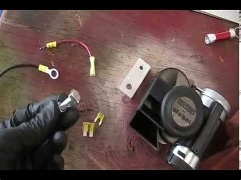 installing the 3rd millennium stebel air horn kit in the 1999 2005 miata youtube