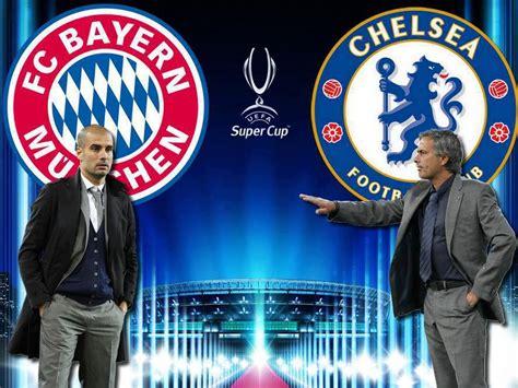 UEFA Super Cup Preview - Chelsea v. Bayern Munich ...