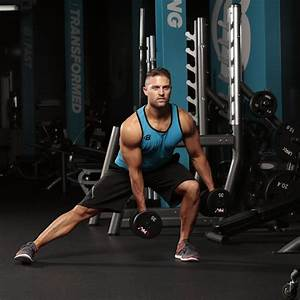 Dumbbell Side Lunge Exercise Guide and Video