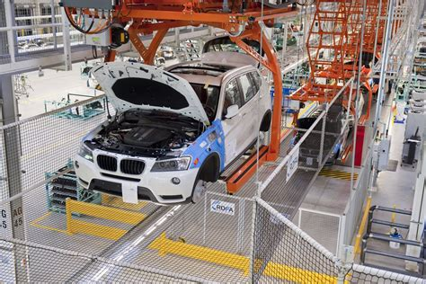 Bmw's South Carolina Factory May Get Fourth Model