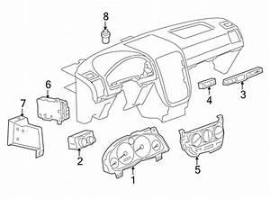 Saturn Relay Body Control Module