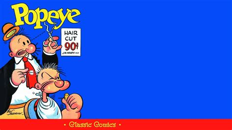 Popeye Wallpapers (45+ Images