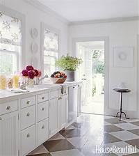 white kitchen designs White Kitchen Design Ideas - Decorating White Kitchens