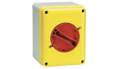 Hazardex Lewden Isolator Switch Range Perfect For