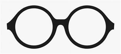 Glasses Clipart Round Clipartkey