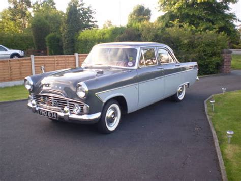 1960 Ford Zodiac Mk2 Superb Car. Sold
