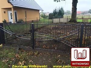 Zäune Aus Polen Mit Montage : z une und tore mit antrieb aus polen ~ Buech-reservation.com Haus und Dekorationen