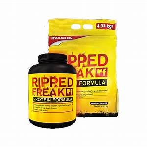 Pharmafreak Ripped Freak Protein Fat Loss Protein  Protein Powder Supplement Review