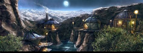 Myst Hd Wallpaper