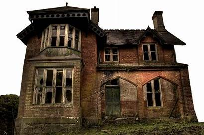 Haunted Spooky Haunting Creepy Houses Abandoned Halloween