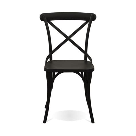 black bistro chairs black bistro side chairs set of 2