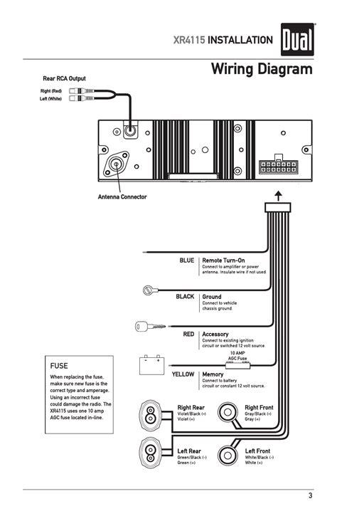 Wiring Diagram Installation Dual User