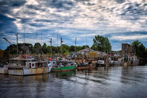 Fishing Boats For Sale Portsmouth by Fishing Boats Commercial Pier Portsmouth Nh Photograph By