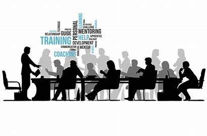 Meeting Business Clipart Team Clip Conference Training