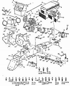 Craftsman Sears St 16 Tractor Parts