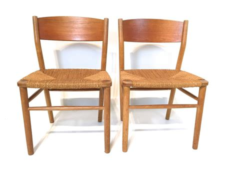 borge mogensen seagrass dining chair at 1stdibs