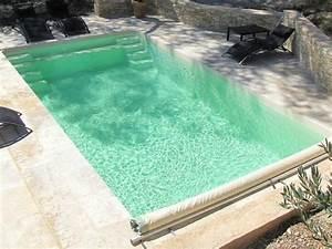Piscine Enterrée Coque : piscine enterr e coque jamaica premium beige avec bloc de ~ Melissatoandfro.com Idées de Décoration