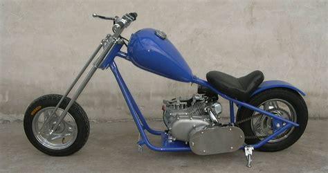 Scooterx's 198cc Mini Chopper 6.5hp 4 Stroke Engine