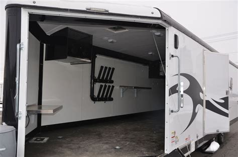 The Practical Guide to Enclosed Snowmobile Trailers ...