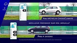 Pneu Michelin Crossclimate : comparons le pneu michelin crossclimate un pneu 4 saisons youtube ~ Medecine-chirurgie-esthetiques.com Avis de Voitures