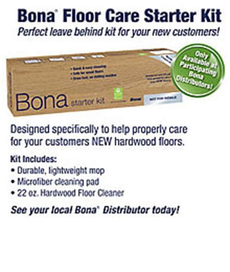 Bona Floor Care Kit by Hardwood Finishes Atlantic Hardwoods