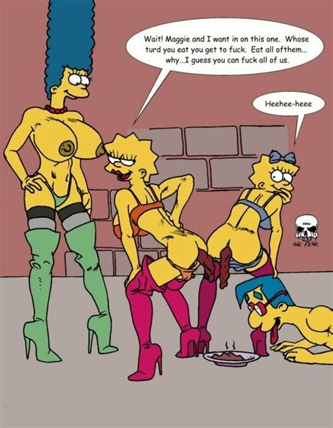 Simpsons Scat Toilet Comic Pornhugo Com