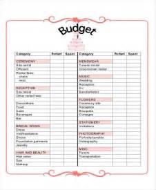 free wedding planner 6 wedding planner printable sle exles in word pdf
