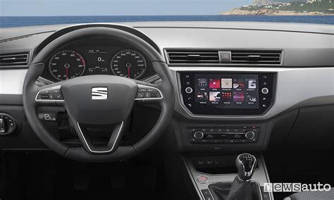 Interni Seat Ibiza Nuova Seat Ibiza La Migliore Scelta D Acquisto Newsauto It