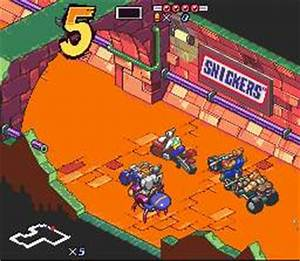 Serious Game Classification : Biker Mice from Mars (1994)