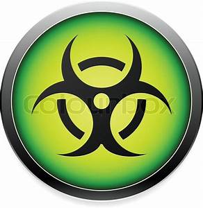 Quarantine, contamination, bio-hazard symbol, sign, icon ...