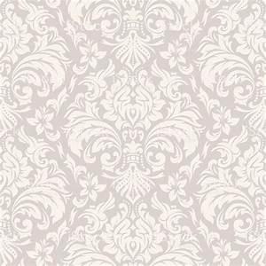 Damask Wallpaper Pattern stock vector art 482806503 | iStock