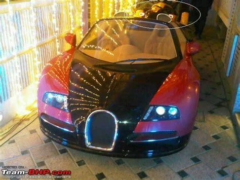 pics bugatti veyron replica  india edit
