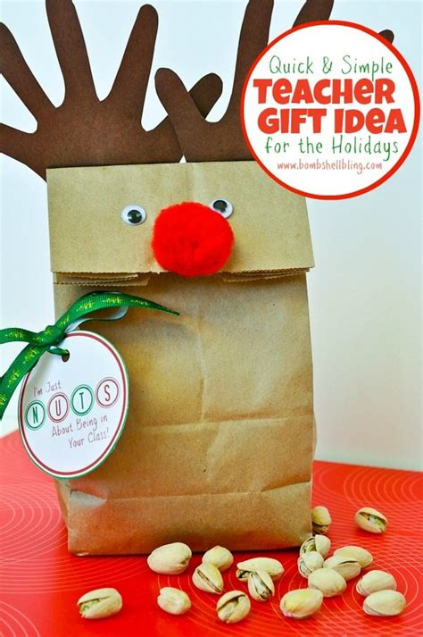 christmas craft ideas for teachers gift idea for the holidays design dazzle
