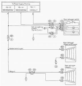 Subaru Impreza Engine Electrical Diagram