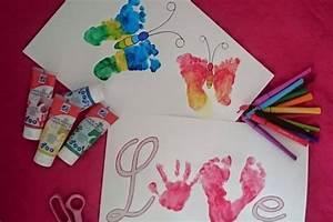 Idée Cadeau Fête Des Mères A Fabriquer : cadeau f te des m res fabriquer 2 ans cadeau original ~ Nature-et-papiers.com Idées de Décoration