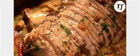 cuisine roti de porc en cocotte roti de porc en cocotte